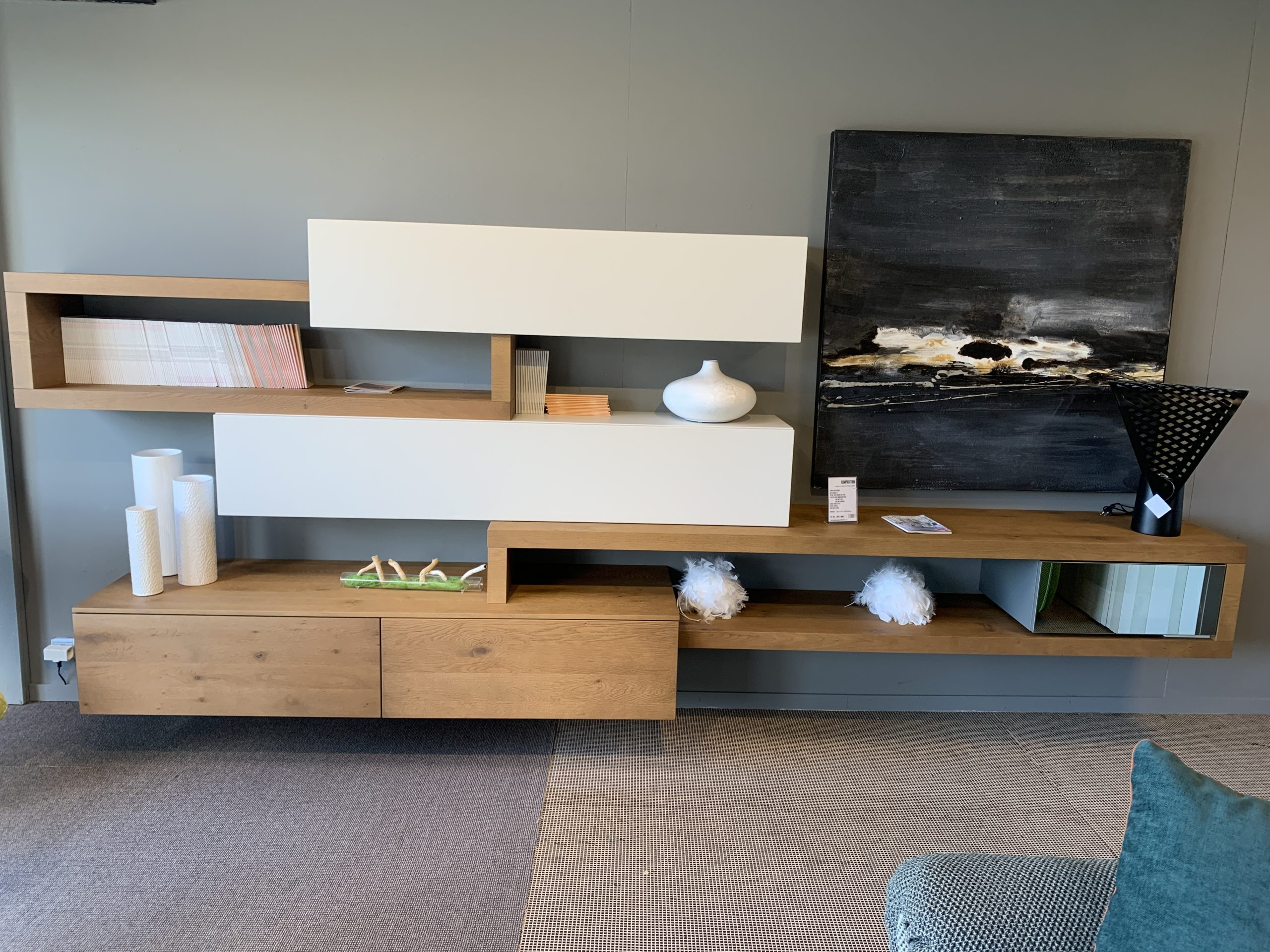COMPOSITION LIVING SYSTEM LAMPO
